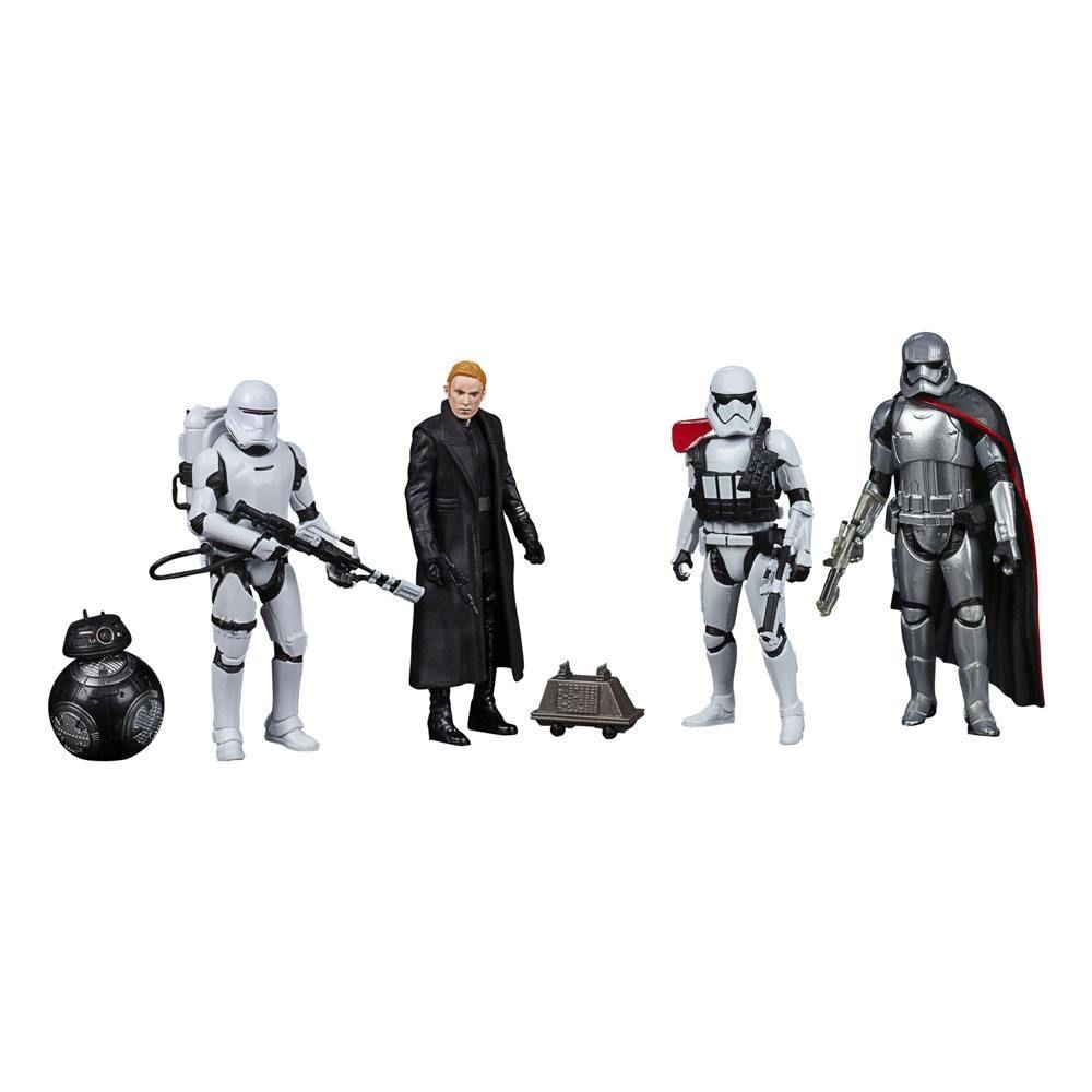 Star Wars Celebrate the Saga Akční Figures 5-Pack The First Order 10 cm Hasbro