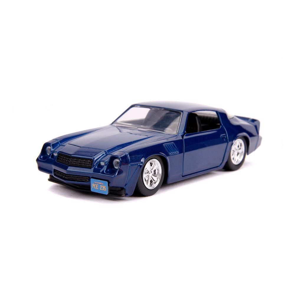 Stranger Things Hollywood Rides Kov. Model 1/32 1979 Chevy Camaro Z28 Jada Toys