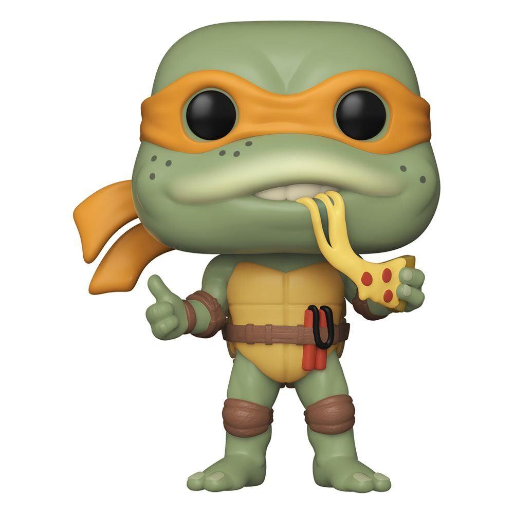 Teenage Mutant Ninja Turtles POP! Television vinylová Figure Michelangelo 9 cm Funko