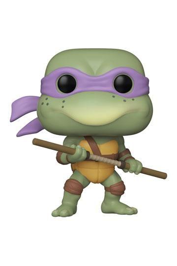 Teenage Mutant Ninja Turtles POP! Television vinylová Figure Donatello 9 cm Funko