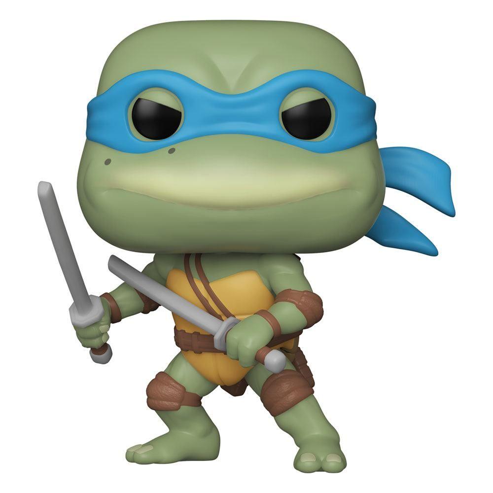 Teenage Mutant Ninja Turtles POP! Television vinylová Figure Leonardo 9 cm Funko