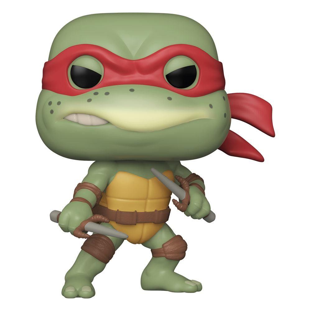 Teenage Mutant Ninja Turtles POP! Television vinylová Figure Raphael 9 cm Funko