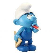 The Smurfs Collector Kolekce Soška Handy Smurf 15 cm