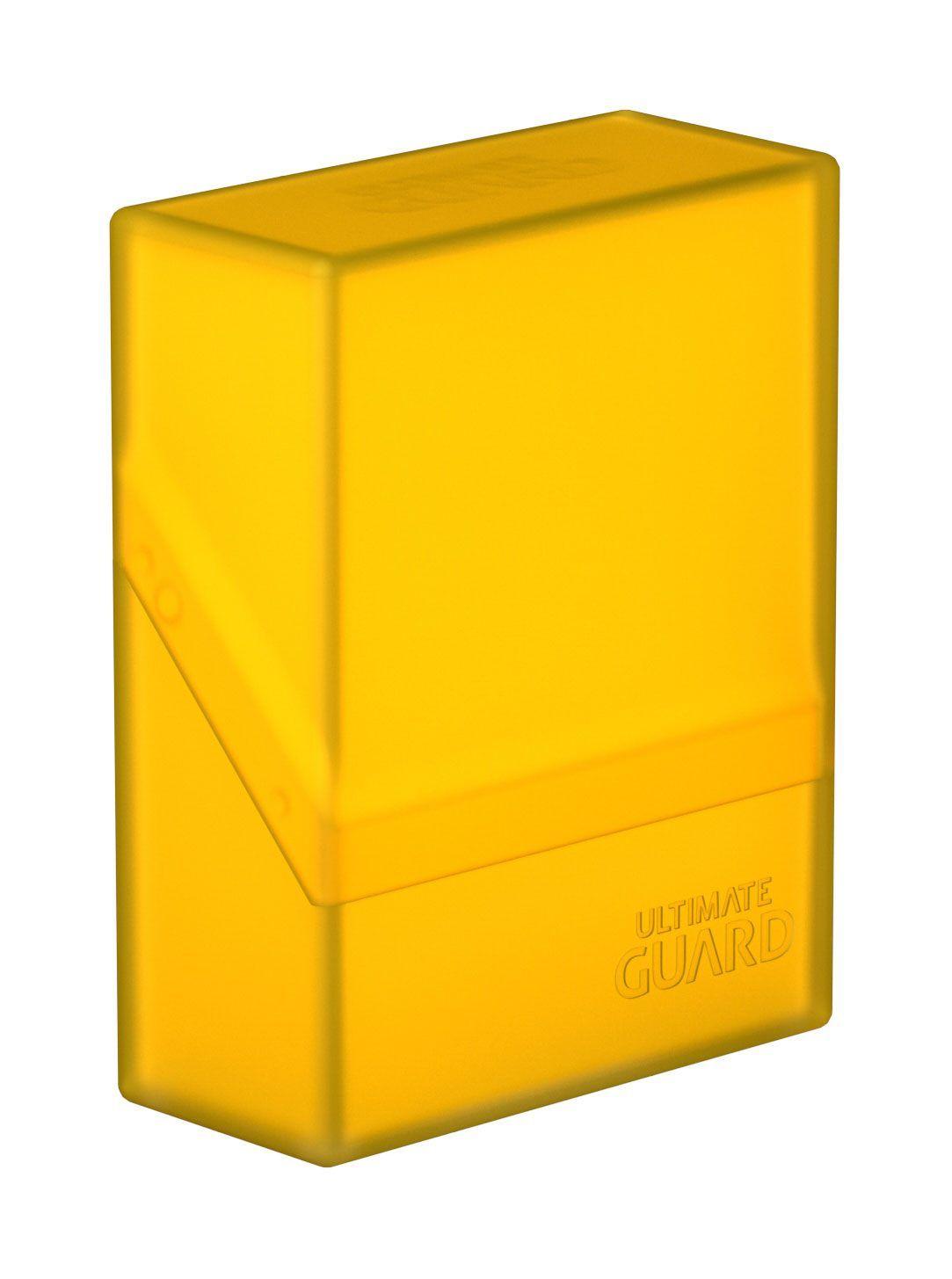 Ultimate Guard Boulder Deck Case 40+ Standard Velikost Amber
