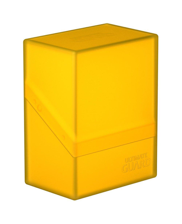Ultimate Guard Boulder Deck Case 60+ Standard Velikost Amber