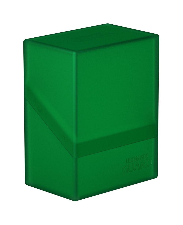 Ultimate Guard Boulder Deck Case 60+ Standard Velikost Emerald