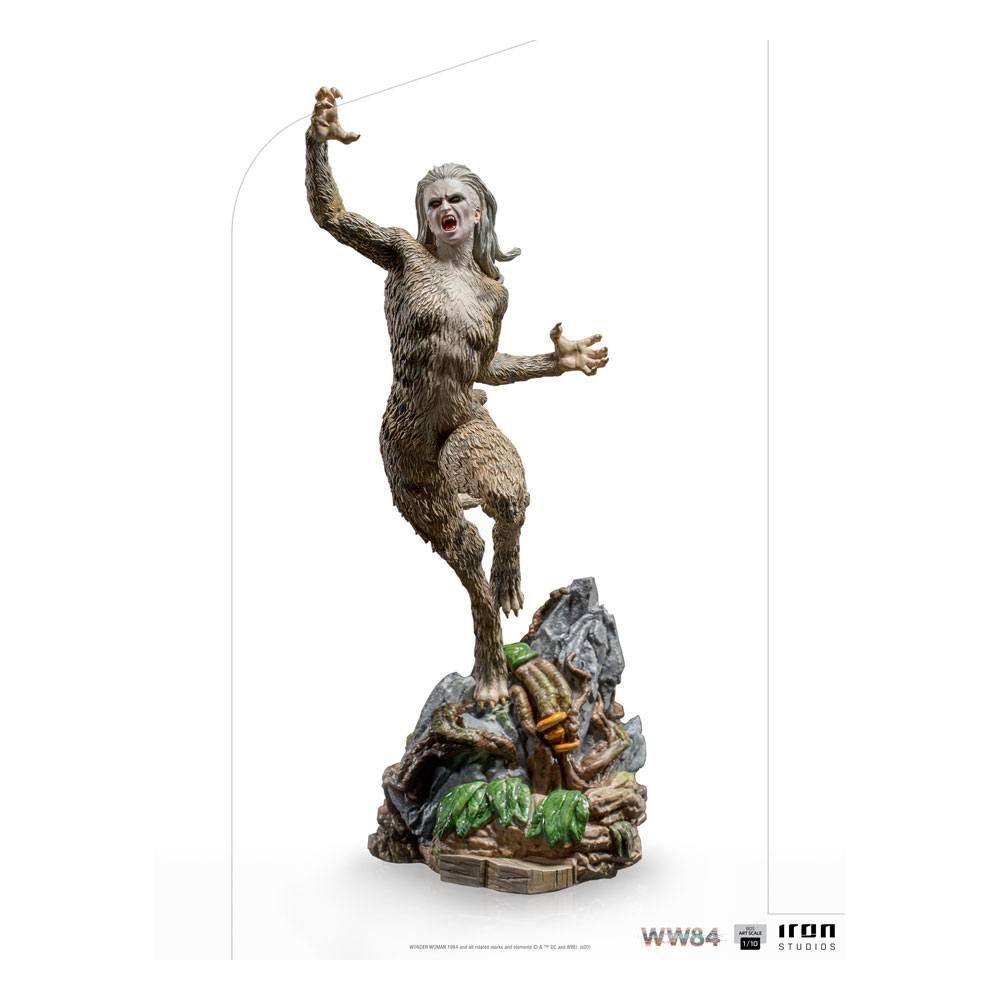 Wonder Woman 1984 BDS Art Scale Soška 1/10 Cheetah 23 cm Iron Studios