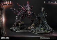 Aliens Premium Masterline Series Soška Rogue Alien Battle Diorama 66 cm
