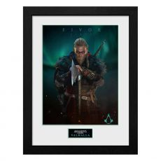 Assassins Creed Valhalla Collector Print Zarámovaný Plakát Eivor
