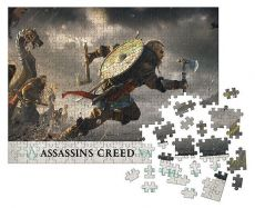 Assassins Creed Valhalla Jigsaw Puzzle Fortress Assault (1000 pieces)