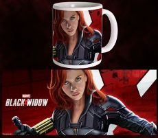 Black Widow Movie Hrnek Fight