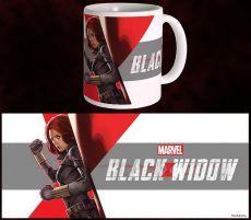 Black Widow Movie Hrnek Side