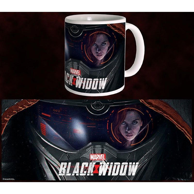 Black Widow Movie Hrnek Taskmaster Semic