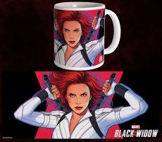 Black Widow Movie Hrnek White Widow