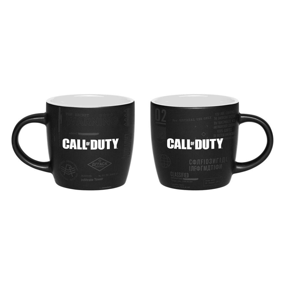 Call of Duty: Black Ops Cold War Hrnek Top Secret Documents Gaya Entertainment