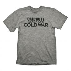 Call of Duty: Black Ops Cold War Tričko Logo Velikost M