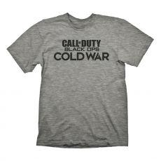 Call of Duty: Black Ops Cold War Tričko Logo Velikost L