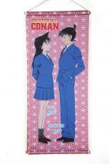 Case Closed Plátno Shinichi & Ran 28 x 68 cm