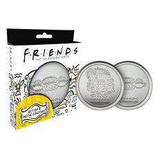 Friends Podtácky 4-Pack Central Perk