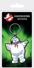 Ghostbusters Gumový Přívěsky na klíče Stay Puft 6 cm Case (10)