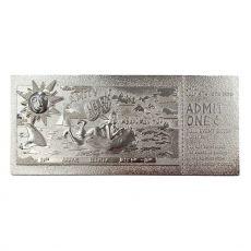 Jaws Replika Regatta Ticket Limited Edition (silver plated)