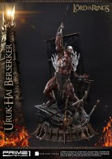 Lord of the Rings Soška 1/4 Uruk-Hai Berserker 93 cm