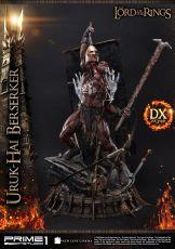 Lord of the Rings Soška 1/4 Uruk-Hai Berserker Deluxe Verze 93 cm