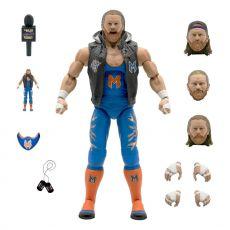 Major Wrestling Podcast Ultimates Akční Figure Wave 1 Brian Myers 18 cm