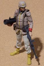 Mobile Suit Gundam G.M.G. Akční Figure Earth Federation Army Soldier 02 10 cm
