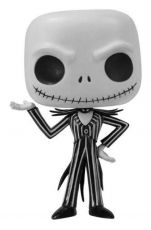 Nightmare Before Christmas POP! vinylová Figure Jack Skellington 10 cm Funko