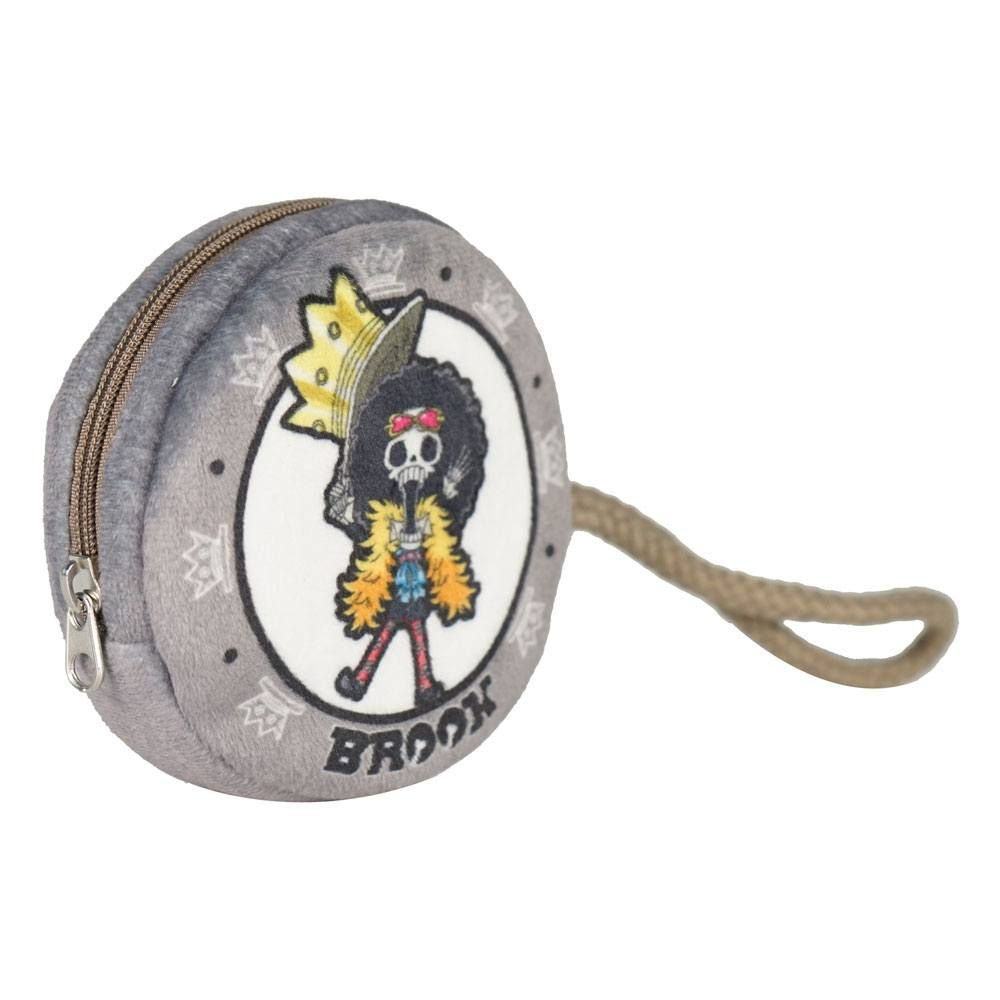 One Piece Coin Purse Brook Sakami Merchandise