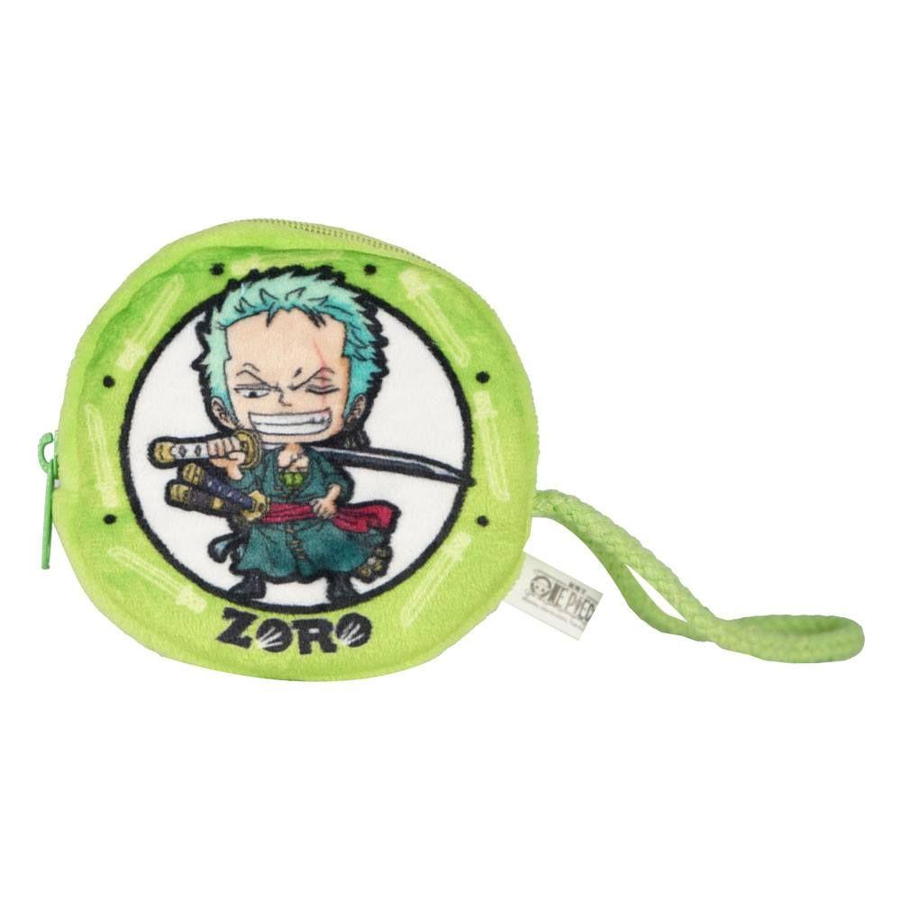 One Piece Coin Purse Zoro Sakami Merchandise