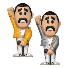 Queen vinylová SODA figurka Freddie Mercury 11 cm