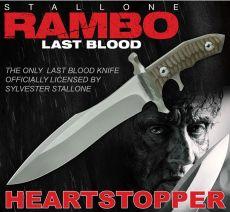 Rambo: Last Blood Replika 1/1 Heartstopper Messer 38 cm