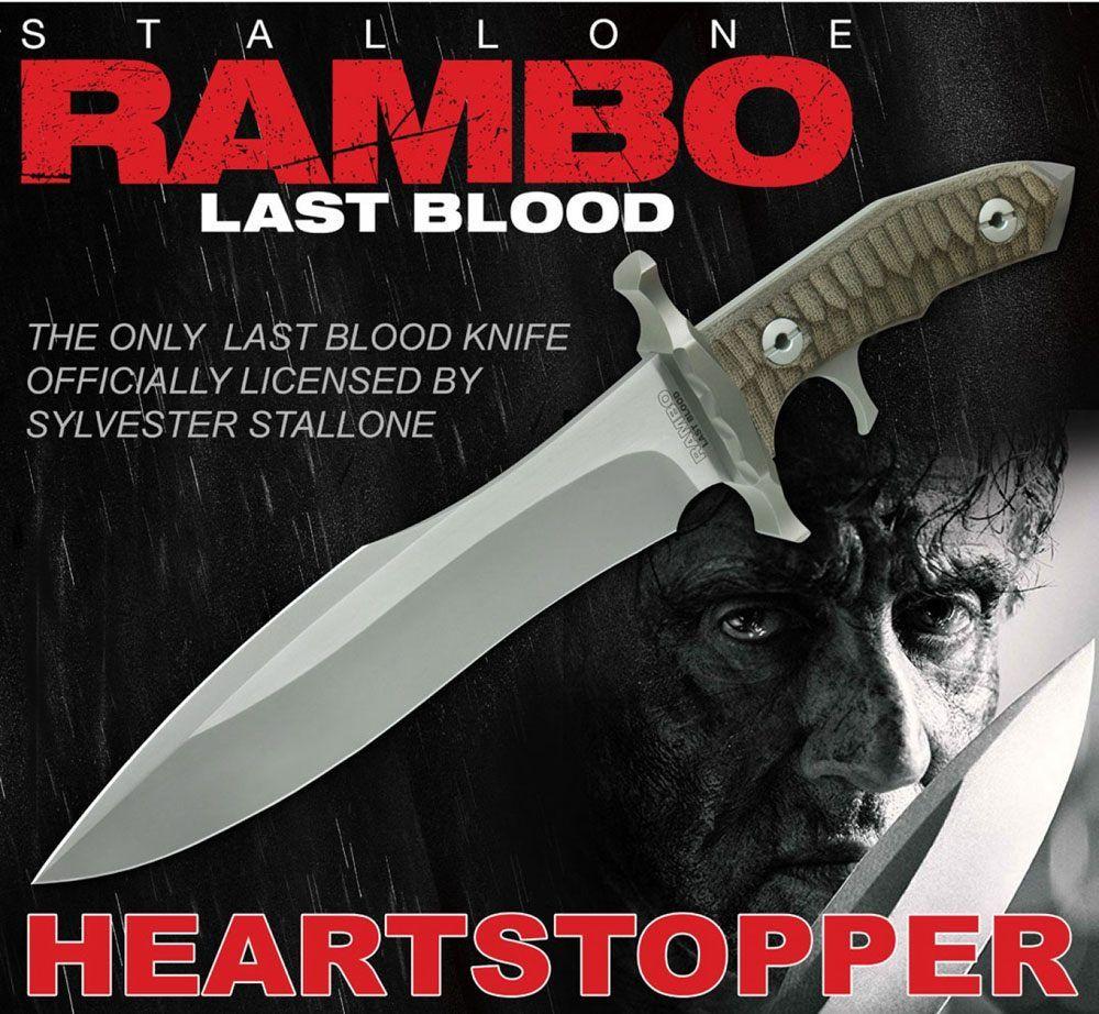 Rambo: Last Blood Replika 1/1 Heartstopper Messer 38 cm United Cutlery