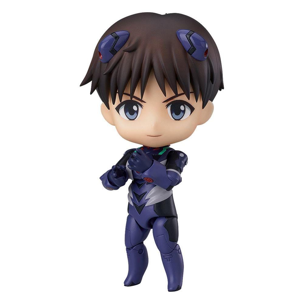Rebuild of Evangelion Nendoroid Akční Figure Shinji Ikari Langley Plugsuit Ver. 10 cm Good Smile Company