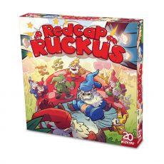 Redcap Ruckus Board Game Anglická Verze