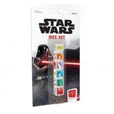 Star Wars Dice Set 6D6 (6)
