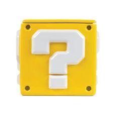 Super Mario Storage Dóza na sušenky Question Mark Block