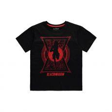Black Widow Dámské Tričko World Saviour Velikost M