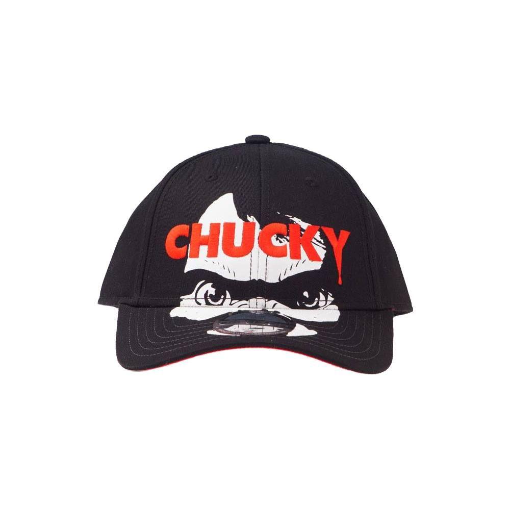Chucky Curved Bill Kšiltovka Child's Play Difuzed