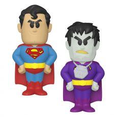 DC Comics vinylová SODA Figures Superman 11 cm Sada (6)