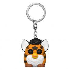 Furby Pocket POP! vinylová Přívěsky na klíče 4 cm Tiger Furby Display (12)