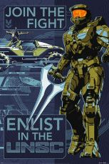 Halo Infinite Plakát Pack Join the Fight 61 x 91 cm (5)