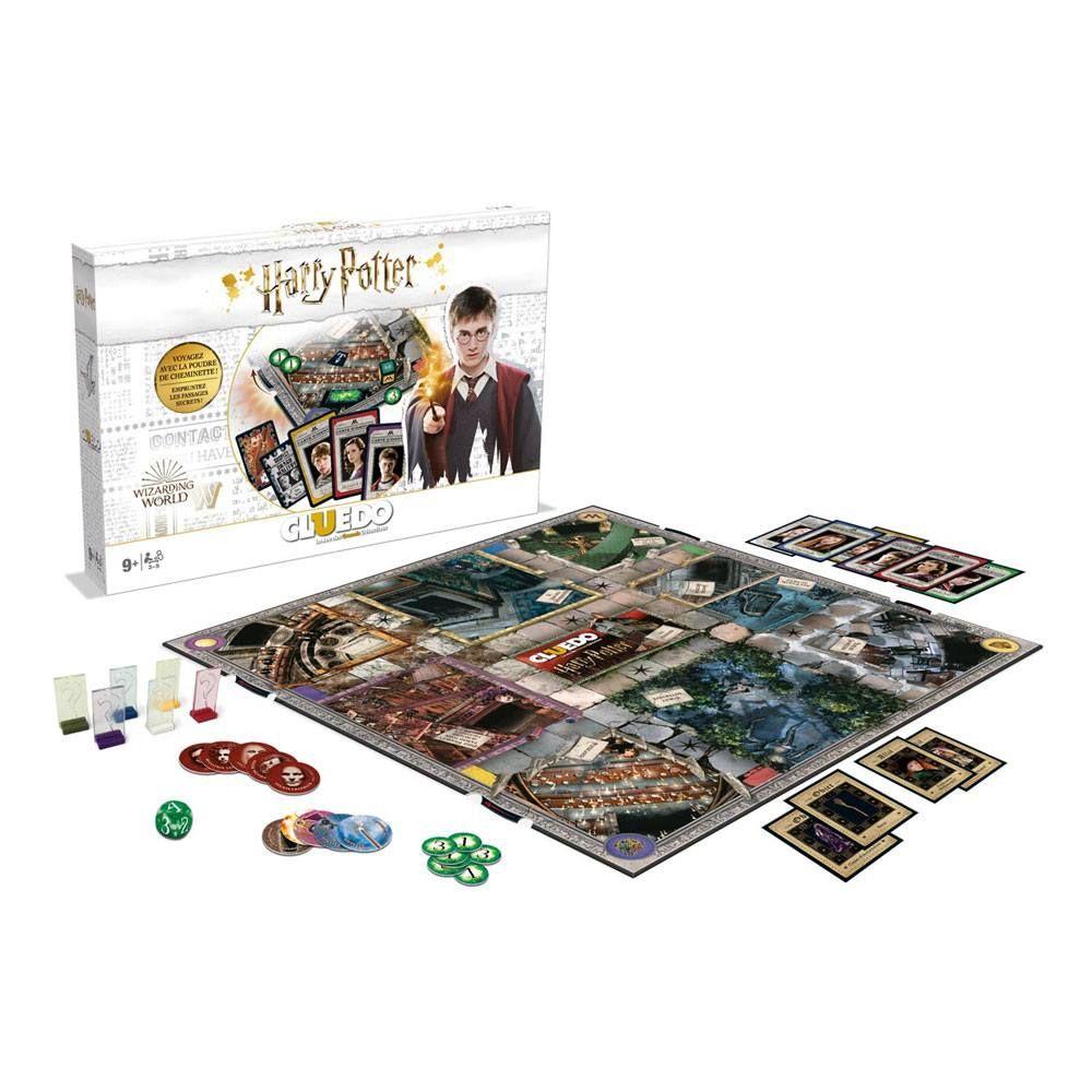 Harry Potter Board Game Clue Francouzská Verze Winning Moves