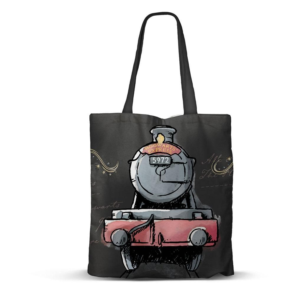 Harry Potter Tote Bag Bradavice Express Karactermania