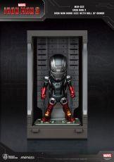 Iron Man 3 Mini Egg Attack Akční Figure Hall of Armor Iron Man Mark XXII 8 cm