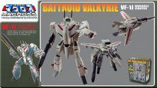 Macross Retro Transformable Kolekce Akční Figure 1/100 VF-1J Ichijo Valkyrie 13 cm