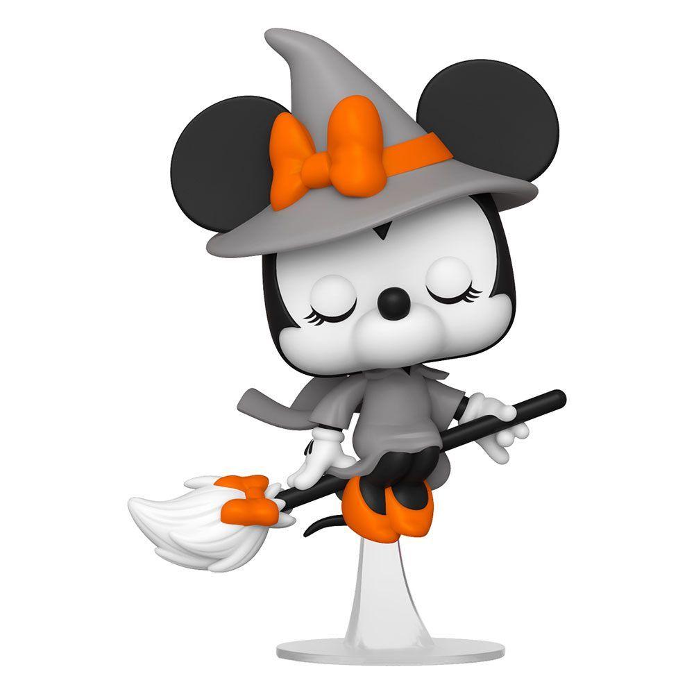 Mickey Mouse POP! Disney Halloween vinylová Figure Witchy Minnie 9 cm Funko
