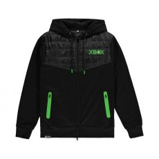 Microsoft Xbox Hooded Mikina Logo Velikost L